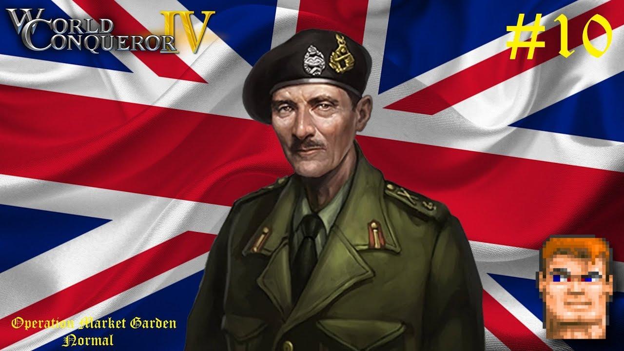 Operation Market Garden (Normal) - World Conqueror 4 (Allies) #10