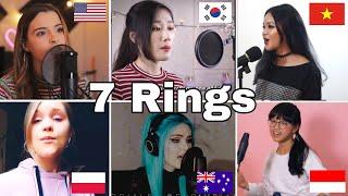 Gambar cover Who Sang It Better : 7 Rings - Ariana Grande (us,australia,korea,vietnam,Poland,indo)