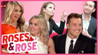 The Bachelor Roses and Rose: Colton is With Cassie, Hannah B is Bachelorette & A Box of Wine is Here