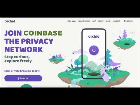 BREAKING NEWS! Coinbase lists Orchid (#2208 on CoinMarketCap). Why?!?