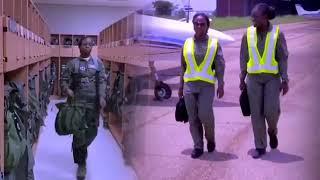 "Nigerian Air Force HQ documentary titled ""Nigerian Air Force Women of War"""