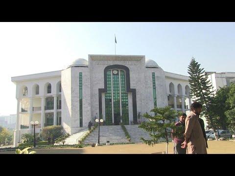 Reactions outside Pakistan court after Musharraf death sentence | AFP