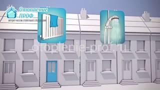 Основные этапы установки газового котла