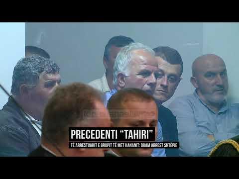 Precedenti Tahiri, grupi i Met Kananit kërkon arrest shtëpie - Top Channel Albania - News - Lajme