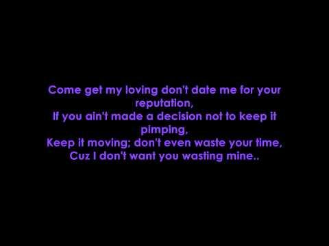 Keyshia Cole - Long Way Down. *Lyrics*