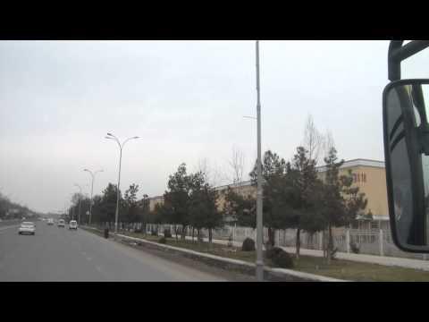 [Uzbekistan] Entering Andijon