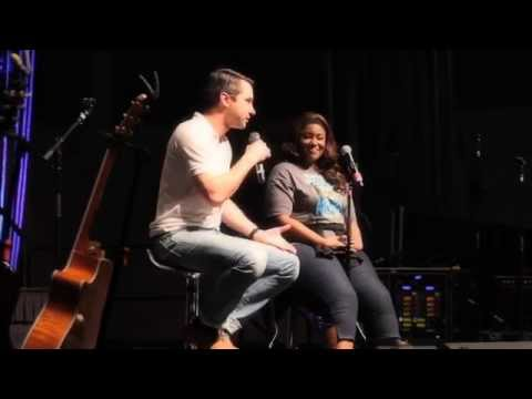 The Story Behind the Song - Brandon Heath