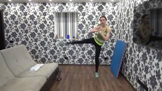 Тренировка в домашних условиях без бега и прыжков