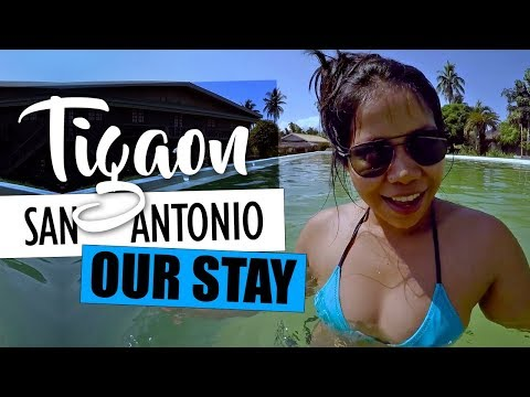 Our stay in San Antonio, Tigaon (Camarines Sur, Philippines) - Tom in the Philippines