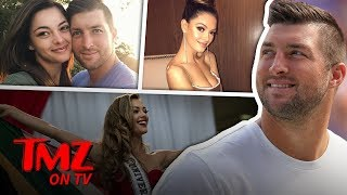 Tim Tebow Dating ANOTHER Ms. Universe | TMZ TV