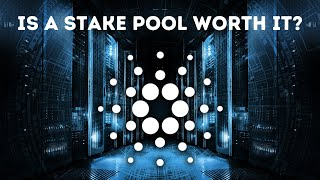 Is A Cardano Stake Pool Worth It? ADA Passive Income Cryptocurrency
