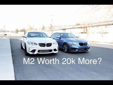 Is the M2 worth 20K more than the used M235i? Part 3 of 3.