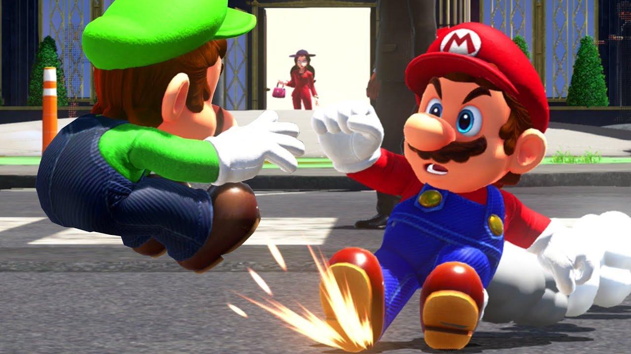 Super Mario Odyssey 2 Player Co Op 03
