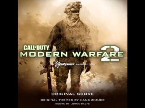 Call Of Duty: Modern Warfare 2 OST  Coup De Grace