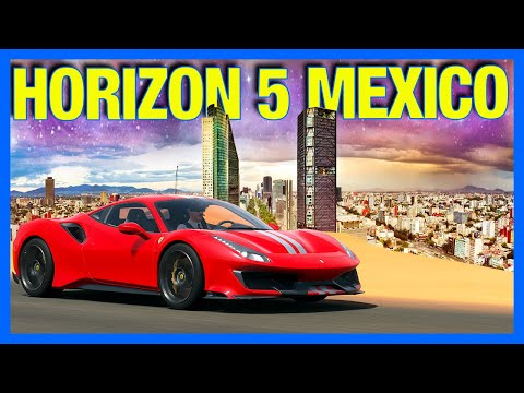 Forza Horizon 5 : MEXICO & 2021 Release Date!! (New FH5 Rumors)