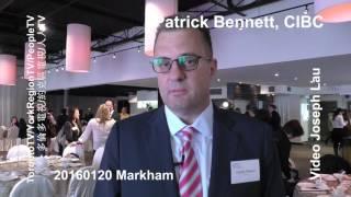 Patrick Bennett, CIBC, 20160120
