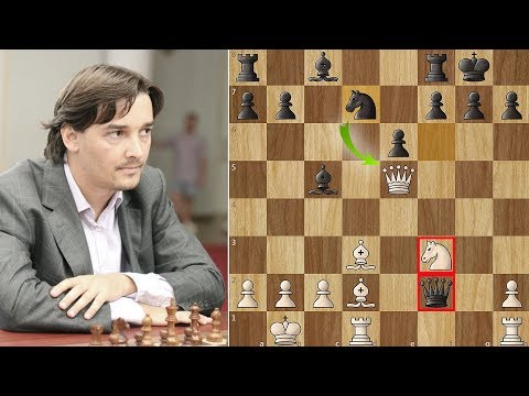 Another Quick Kill by Alexander Morozevich