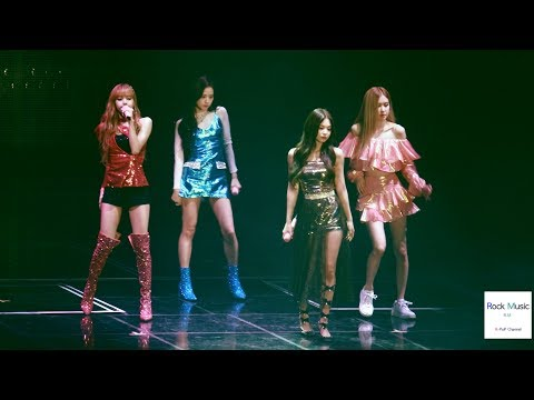 블랙핑크(BLACK PINK) 두아리파(DuaLipa) Kiss And Make Up