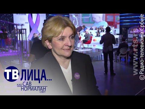 TV Lica: Prof. Dr Danica Grujičić