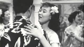 鶴田浩二と岸恵子のラブロマンス(昭和28年の映画)