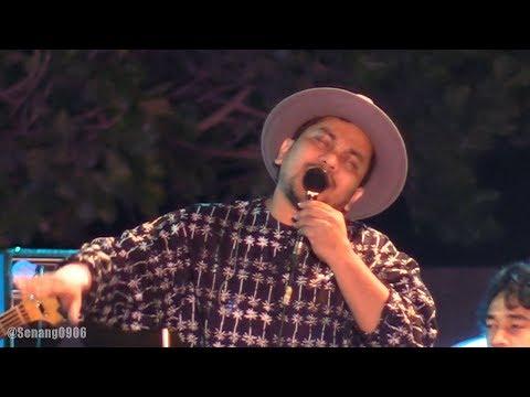 Tompi - Sedari Dulu @ Prambanan Jazz 2017 [HD]