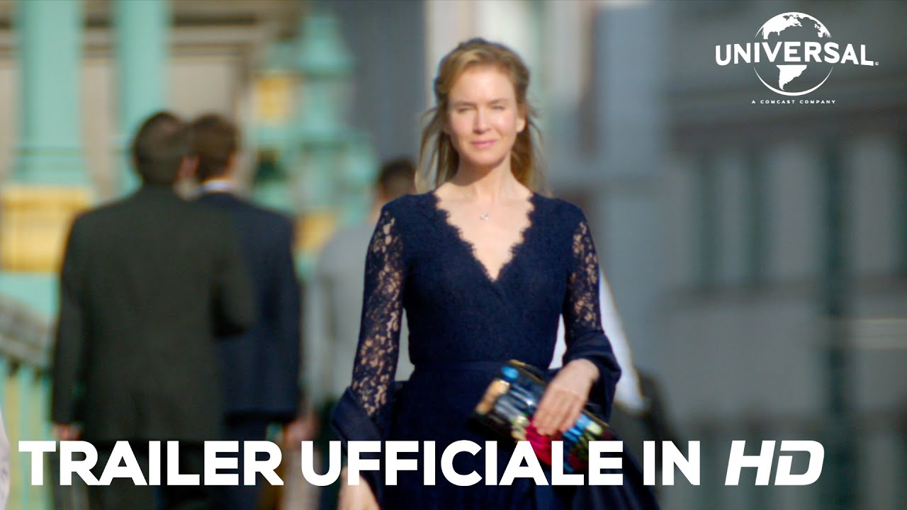 BRIDGET JONES'S BABY - Trailer italiano ufficiale