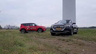 Audi e-tron vs Kia e-soul