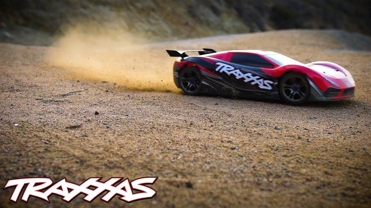 Supercar Canyon Run Traxxas Xo 1 Youtube