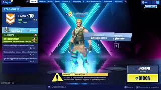 Live Server Privati! Regalo peau un jeu chi vince 3! Fortnite Ita-Code:HEAVY-CRIYT