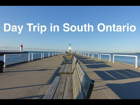 South Ontario, Norfolk County - Day Trip Cinematic Drone