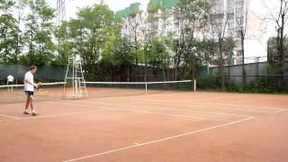 большой теннис турнир (клуб аэротеннис)