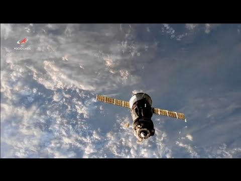 إطلاق مركبة سويوز إم إس-14 وعلى متنها -روبوت بشري- فضائي  - نشر قبل 2 ساعة
