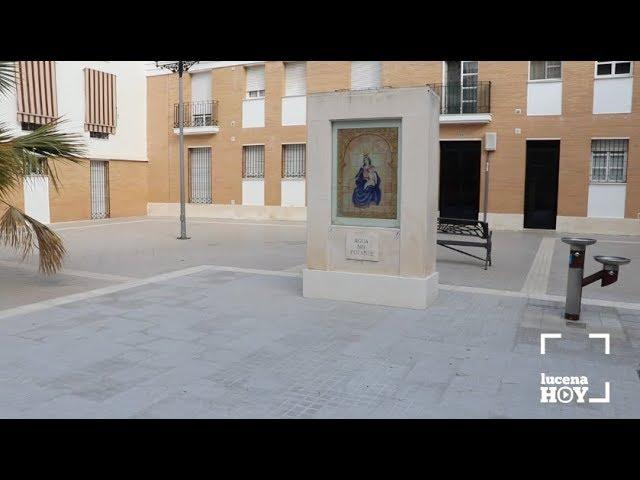 VÍDEO: El Ayuntamiento interviene en el remozamiento de la Plaza Virgen del Rosario