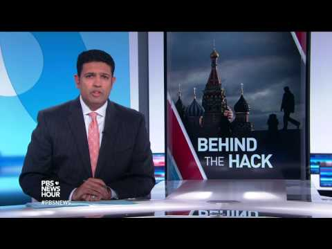Reconstructing the Russian hacks leading up to the election