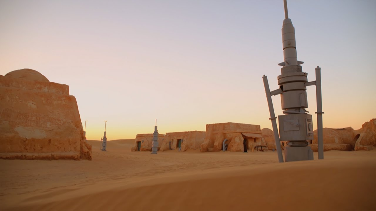 Star Wars Filming Locations In Tunisia True Tunisia Season 1 Episode 7 Youtube
