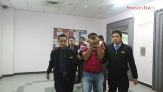 Three Johor cops charged with soliciting, receiving RM5k bribe