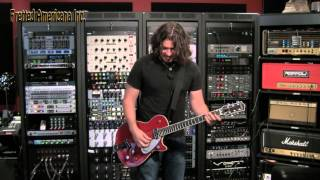Last Phil X vid filmed in 2012! 1957 Gretsch Jet Firebird 01490