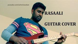 Download Hindi Video Songs - Rasaali | Guitar Cover | Ashwin Asokan | Achcham Yenbadhu Madamaiyada | A R Rahman