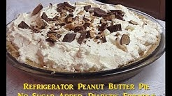 hqdefault - Diabetic Peanut Butter Pie