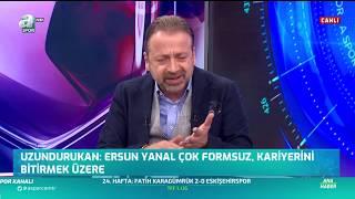 Zeki Uzundurukan39;dan Ersun Yanal39;a Sert Sözler quot;Kariyerini Bitirmek Üzerequot;