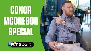 Conor McGregor UFC194 Interview | BT Sport