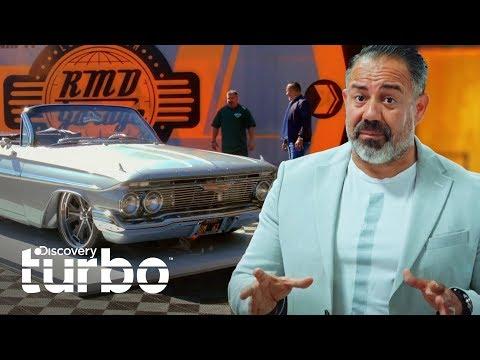 Carros y proyectos únicos del taller RMD   RMD Garage   Discovery Turbo
