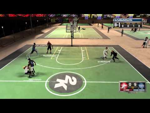 NBA 2K16 6'4 Sg @ old town 2 games