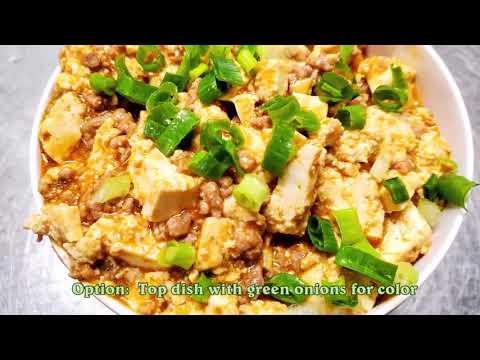 KTA's The Man and The Pan - Mabo Tofu