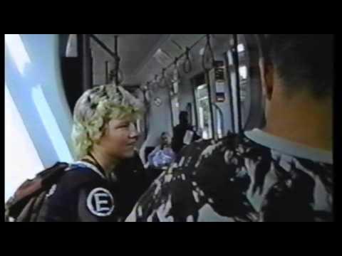 Olho Seco - European Tour 99 (Full Documentary)