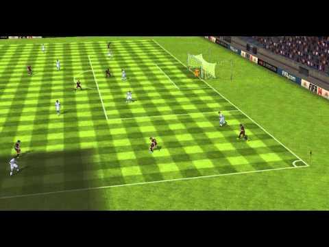 FIFA 14 Android - fc farul VS FC Zürich