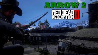 Oliver Queen attaque Fort Wallace ! - Red Dead Redemption 2