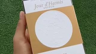 Hermes Jour D'hermes Absolu Review (Malay)