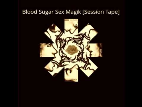 Blood Sugar Sex Magik [Session Tape] - Warner Bros. Records 1991