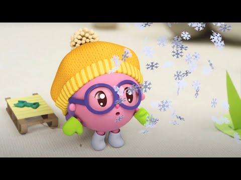 Малышарики – Копуша   Новая Серия 173   Мультфильмы для детей